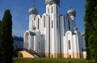 Белоозерск церковь
