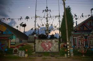 Деревня Светлица