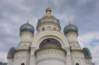 Берёза церковь