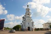 церковь в городе Берёза