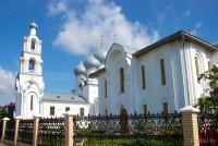церковь город Берёза