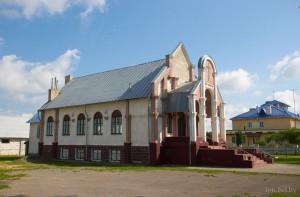 Берёза протестантский храм