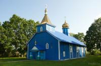 Старые Пески церковь
