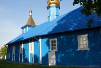 церковь в Старых Песках