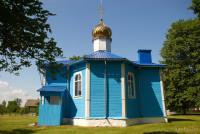 церковь в Ревятичах