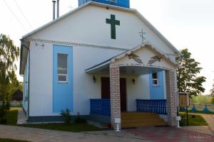 церковь в Здитово