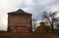 Деревня Свеча