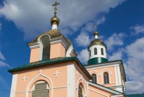 Большая Берестовица церковь
