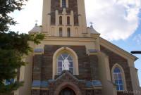 Большая Берестовица костел