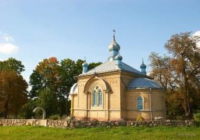 церковь в Горбачах