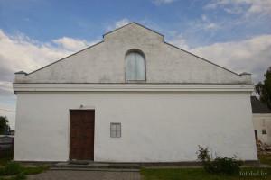Пограничный церковь