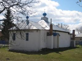 Брагин церковь
