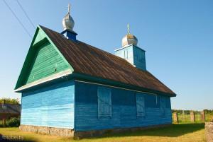 Минковичи церковь