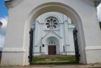 Костёл в Слободке