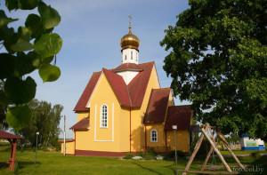 Большие Косичи церковь