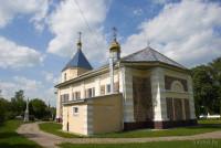 церковь в Остромечево