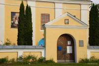 Шебрин церковь