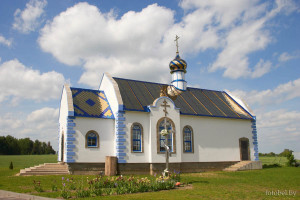 Тюхиничи церковь