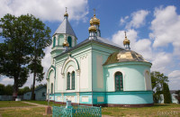 Вельямовичи церковь