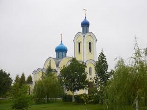 церковь в Буда-Кошелёво