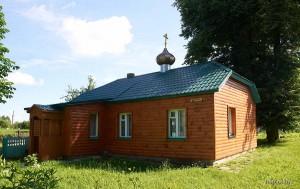 Волковичи Чауский район