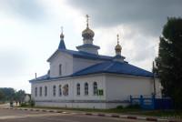 Чериков церковь
