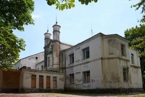 Смиловичи дворец