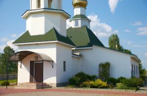 Валевачи церковь