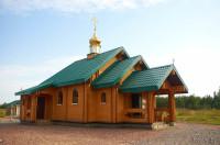 Добруш новая церковь