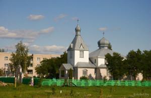 Крулевщина церковь