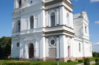 костел в Парафьяново