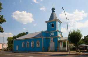 Дрогичин церковь