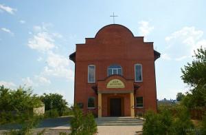 церковь в Дрогичине