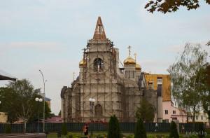 Дрогичин новая церковь