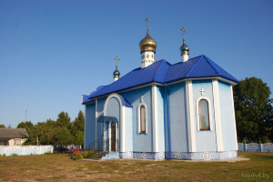 деревня Заречка