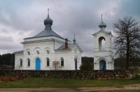 Новоельня церковь