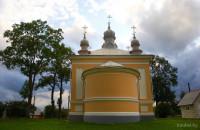 Вензовец церковь