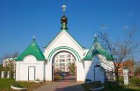 Фаниполь церковь