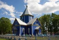церковь в Будче
