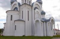 Церковь в Ганцевичах