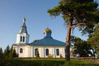церковь в Бушиках