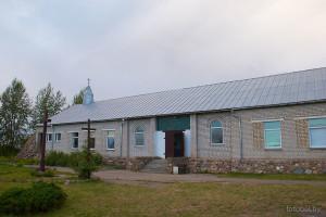 Петровщина костел
