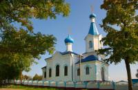Прозороки церковь