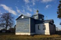 церковь в Головинцах