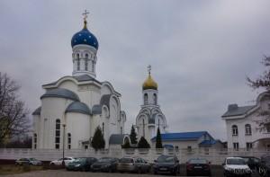 Гомель церковь Иверской Божией Матери