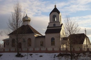 Преображенский храм в Гомеле