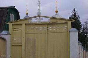 Гомель Ильинская церковь