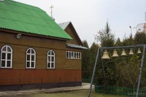 Гомель Троицкая церковь