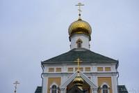 церковь в Костюковке