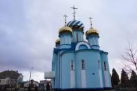 церковь в Красное